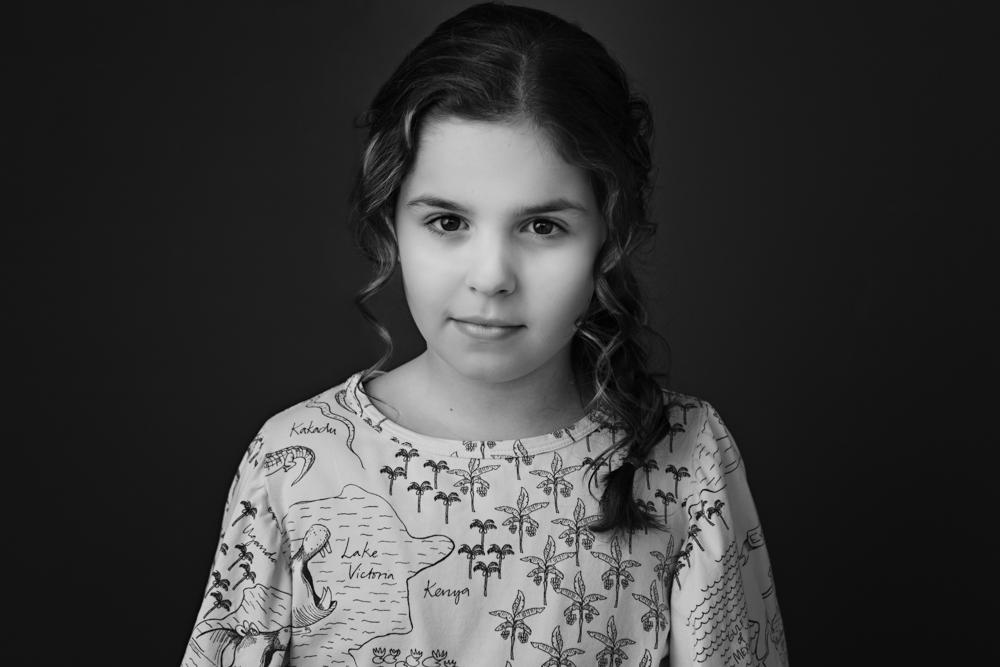 Tiener Portret - Smile by MariekeTiener Portret - Smile by Marieke