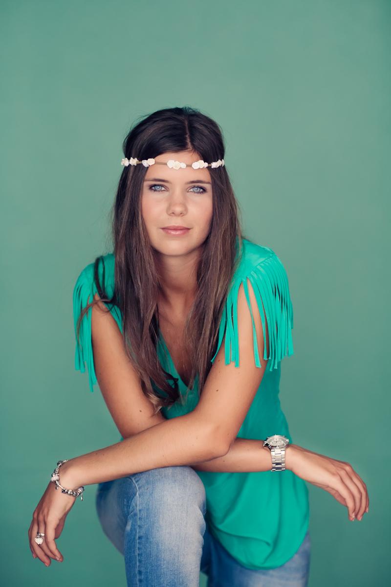 Tiener Portret - Smile by Marieke