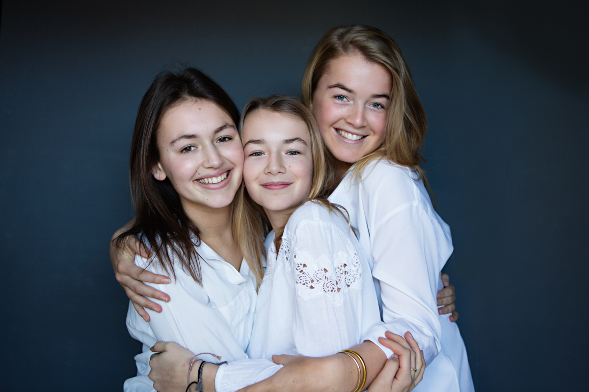 Familie Portret - Smile by Marieke