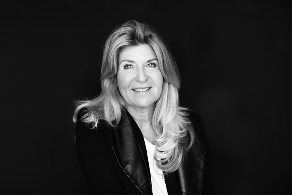 Website portret - vrouw